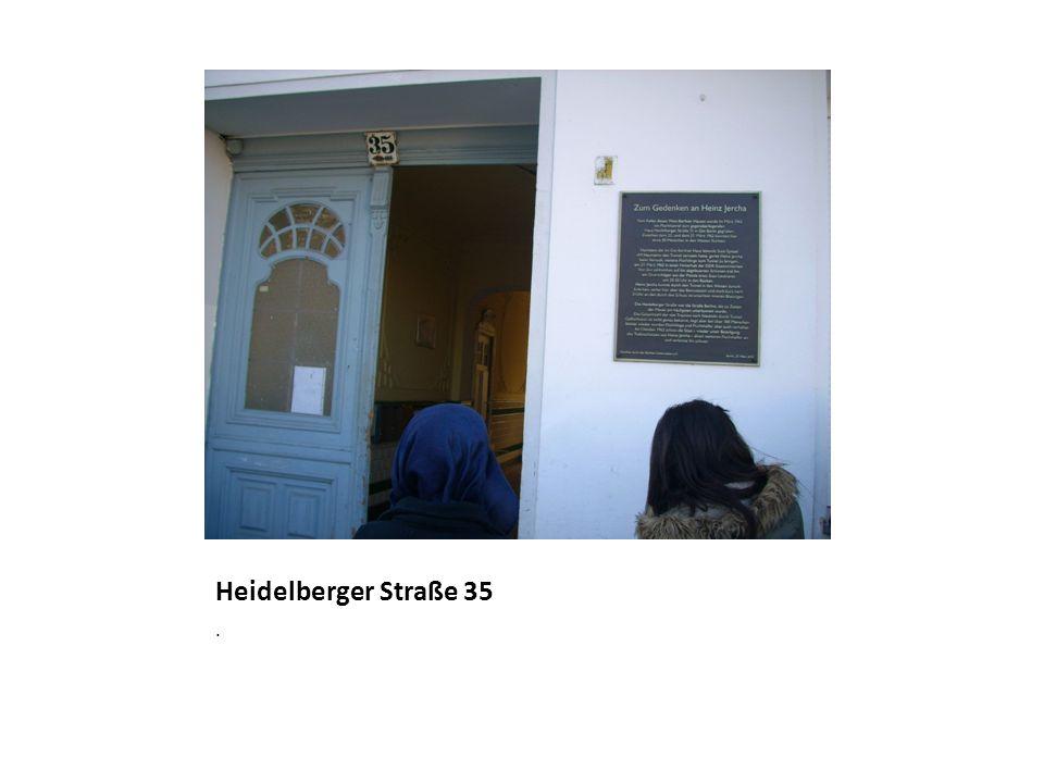 Heidelberger Straße 35.