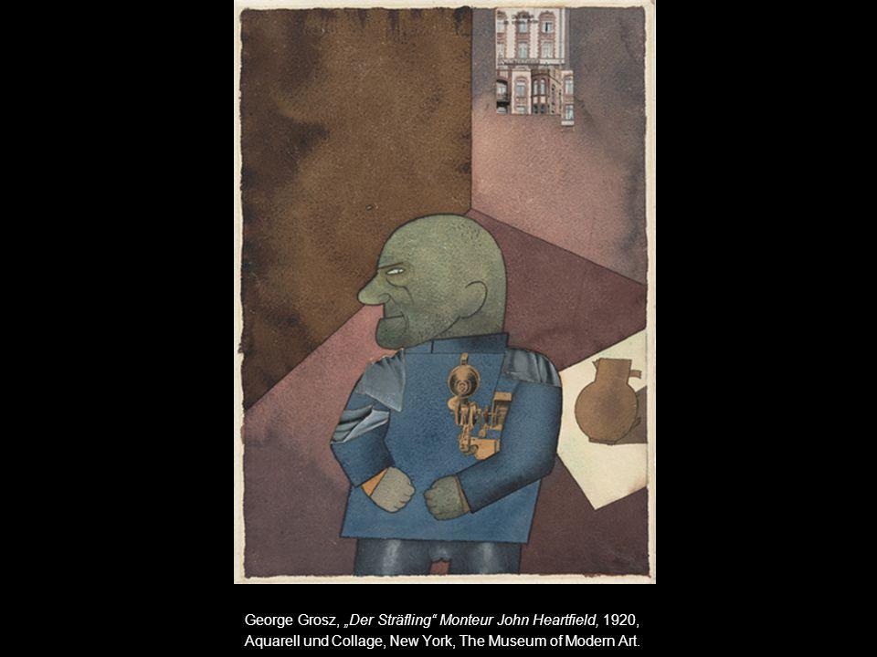 """George Grosz als Fotograf auf dem Schiff """"New York Unbekannter Fotograf, Ohne Titel, 1932/1976, Gelatine-Silber-Abzug."""