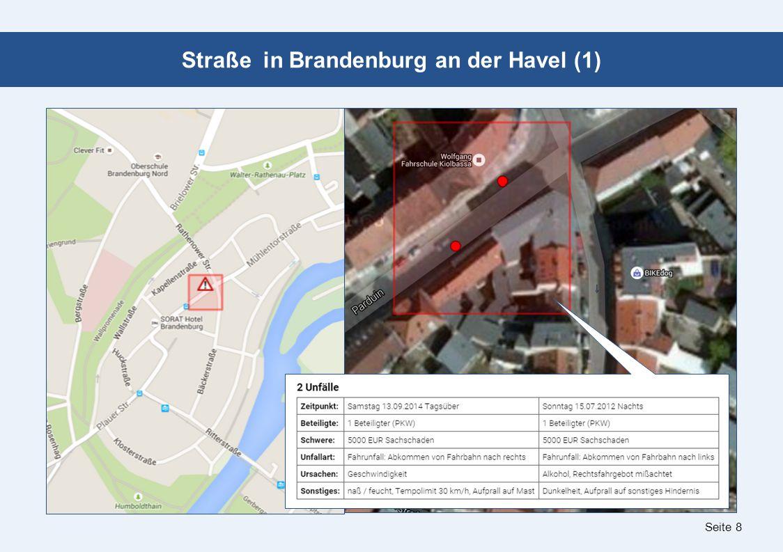 Seite 8 Straße in Brandenburg an der Havel (1)