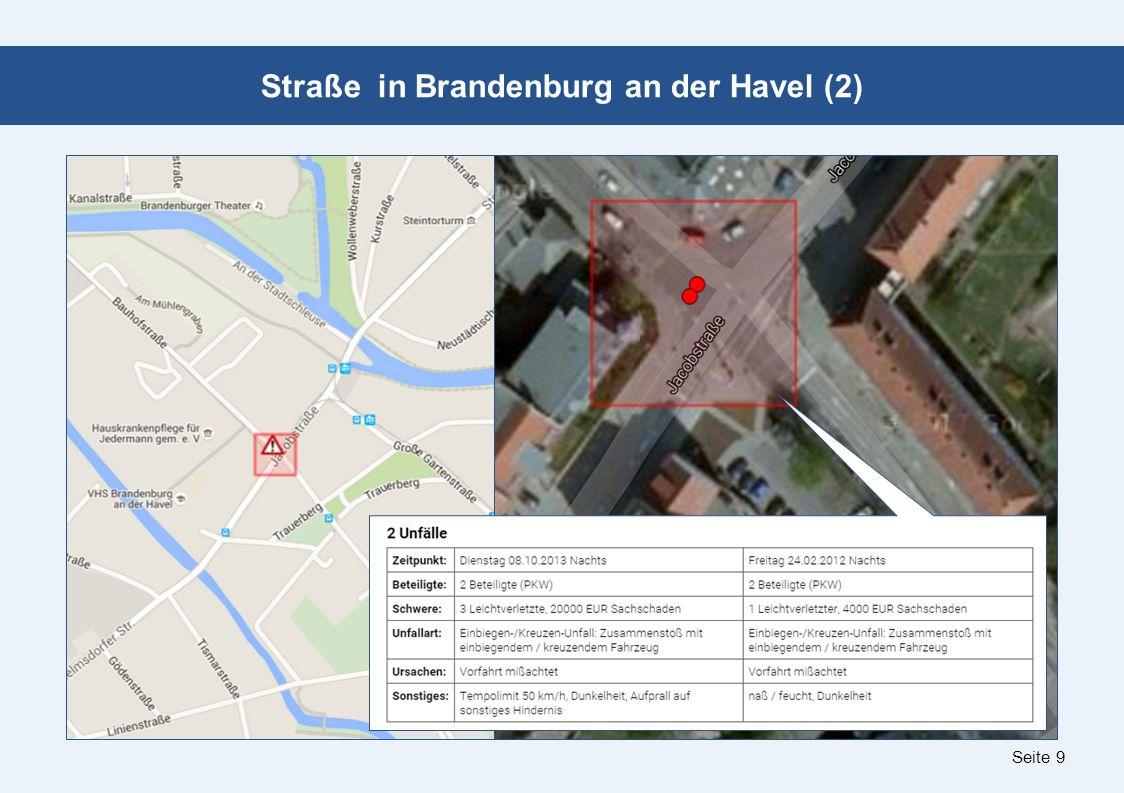 Seite 9 Straße in Brandenburg an der Havel (2)