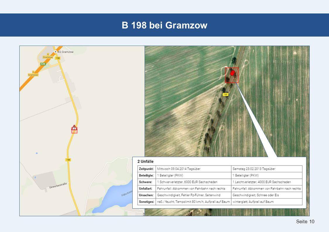 Seite 10 B 198 bei Gramzow