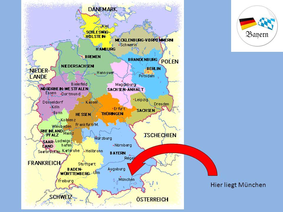 Hier liegt München