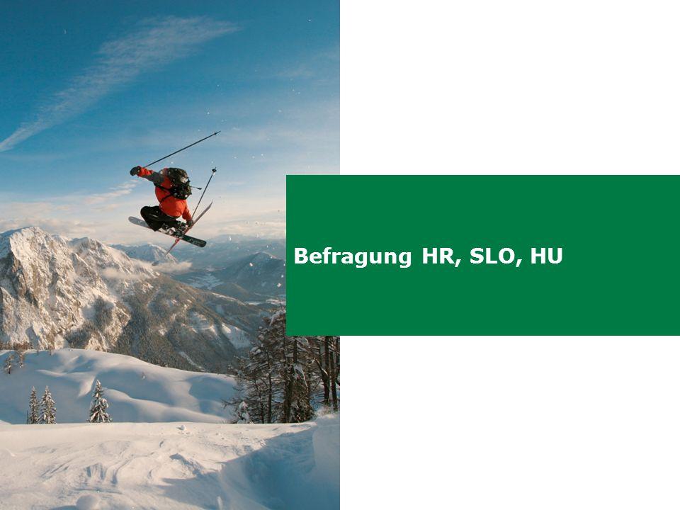 Befragung HR, SLO, HU