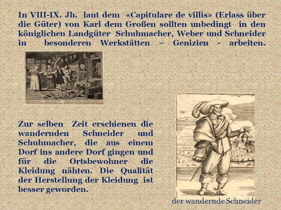 In VIII-IX.Jh.
