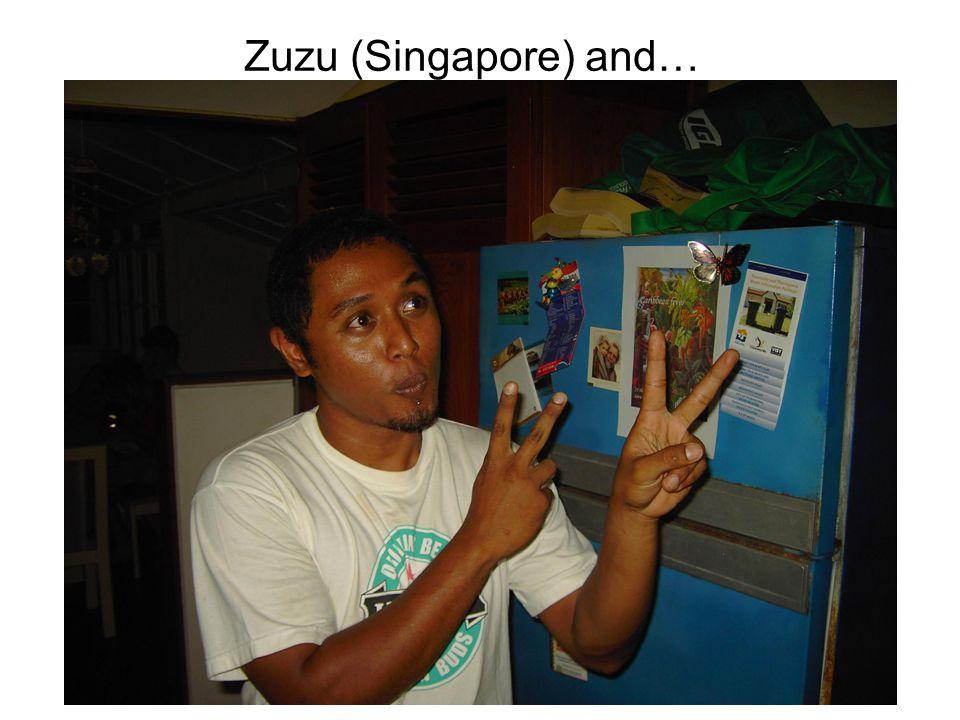 Zuzu (Singapore) and…