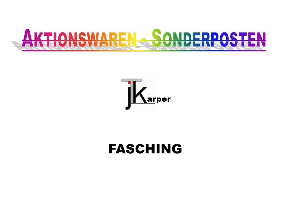 FASCHING arper