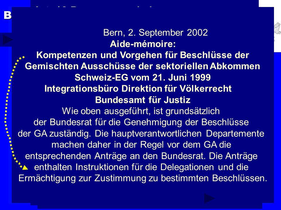 Probleme der Harmonisierung EU Recht CH Recht Iden- tisch Dynamik EU CH Eu Recht CH Recht   ähnlich Gesetz Anwen- dung Anpassen Neues CH Recht Volle Rechts reform Teilübernahme Vollzug Art.