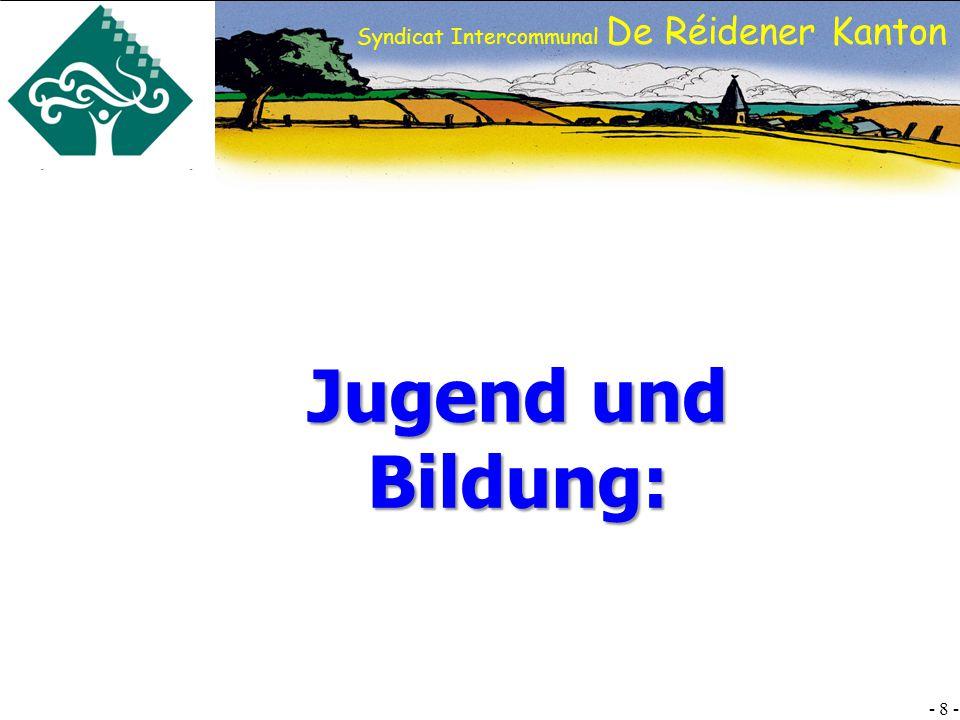 SI DRK - 29 - Syndicat Intercommunal De Réidener Kanton Sport und Freizeit