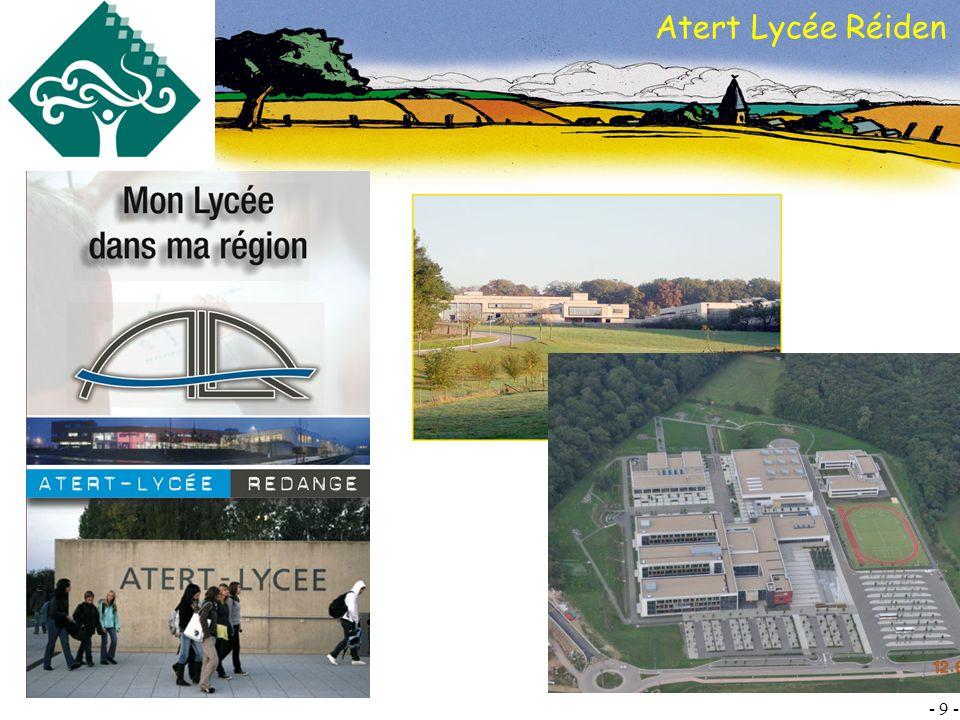 SI DRK - 9 - Atert Lycée Réiden