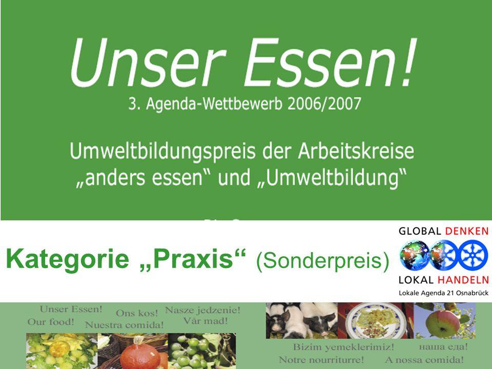 "Kategorie ""Praxis (Sonderpreis)"