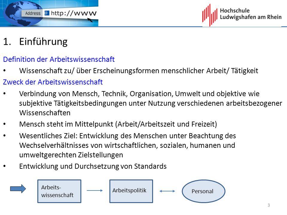 3.8 Aktuelle Tendenzen der Arbeitspolitik im Rahmen von Produktionssystemen Definition Produktionssystem Das Toyota Produktionssystem TPS Die 5S-Methode: zentrales Instrument des TPS 14