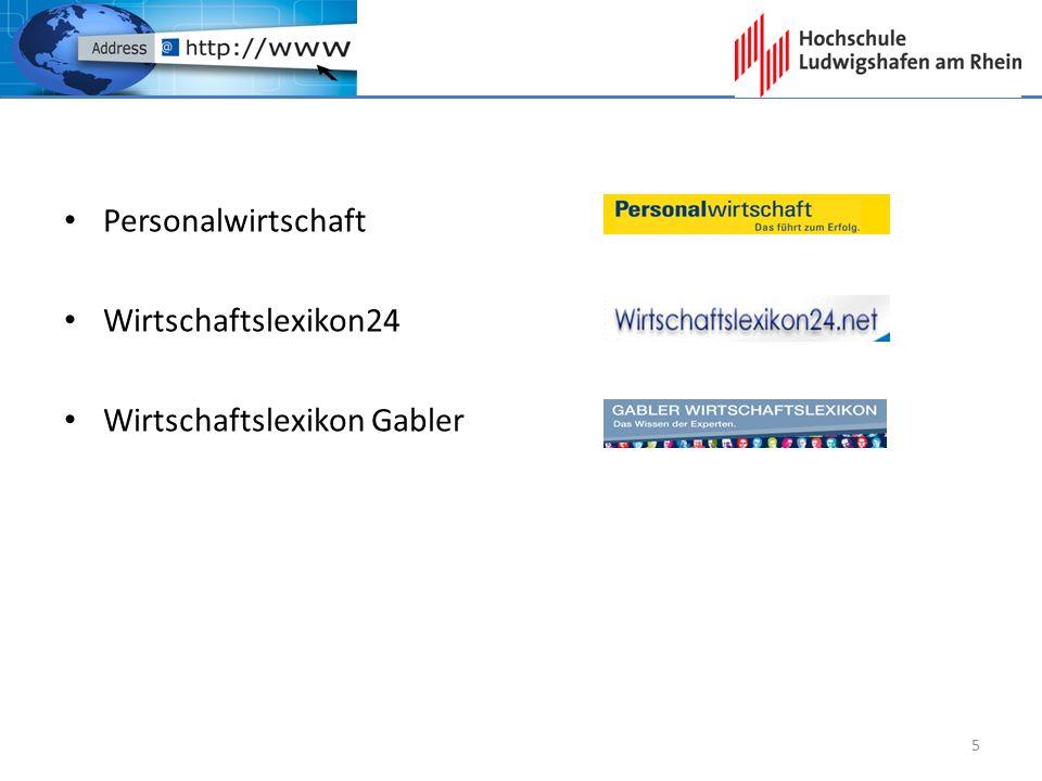 Personalwirtschaft Wirtschaftslexikon24 Wirtschaftslexikon Gabler 5
