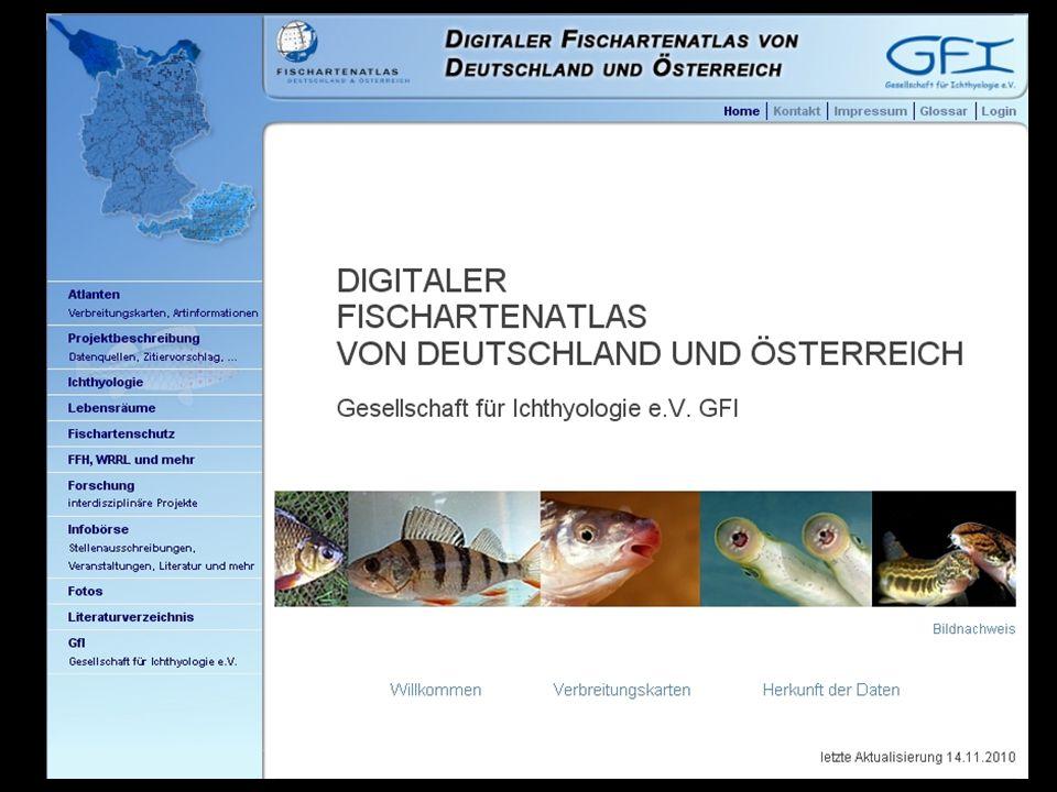 3 Redaktion Gesellschaft für Ichthyologie e.V. Heiko Brunken, Bremen Robert A. Patzner, Salzburg