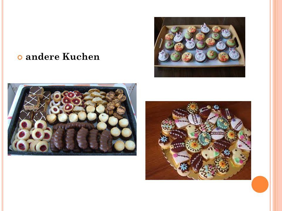 andere Kuchen