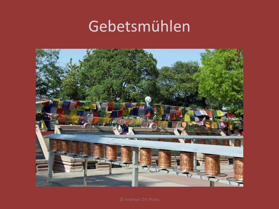 Gebetsmühlen © Andreas Ott Photo