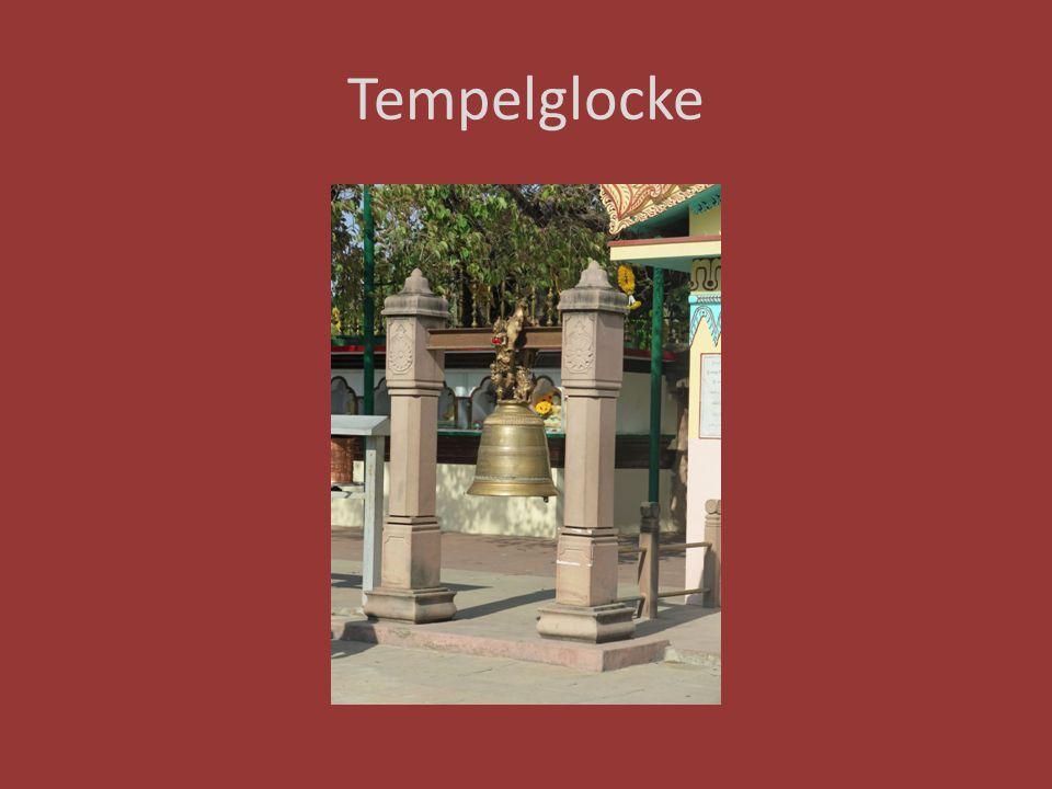 In Erinnerung an dieses Ereignis wurde in Sarnath ein Tempel gebaut © Andreas Ott Photo