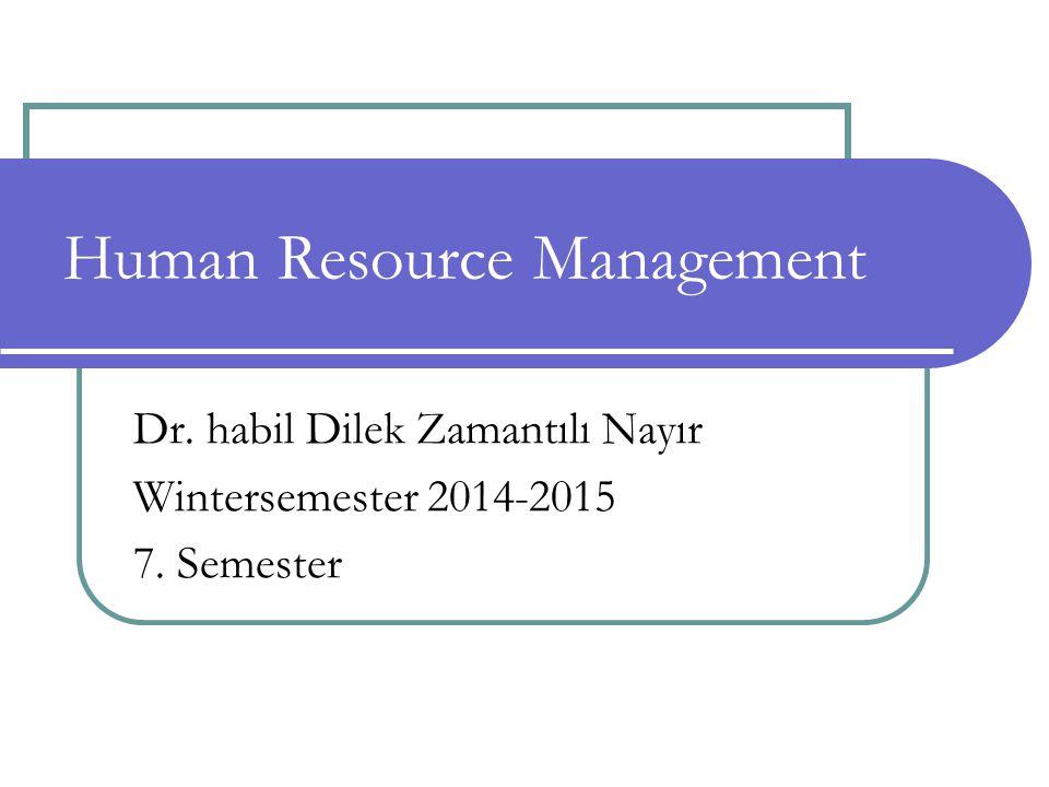 Human Resource Rollen beinhalten Menschen und Prozesse.