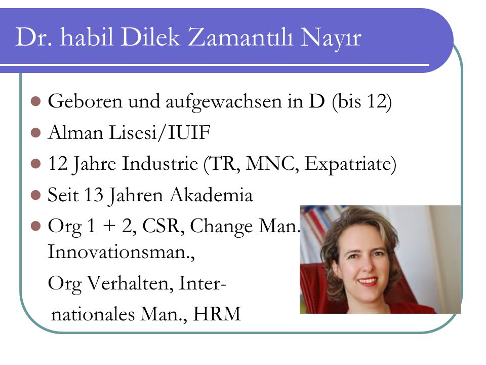 WWW.DILEKNAYIR.CO M Dr.habil.