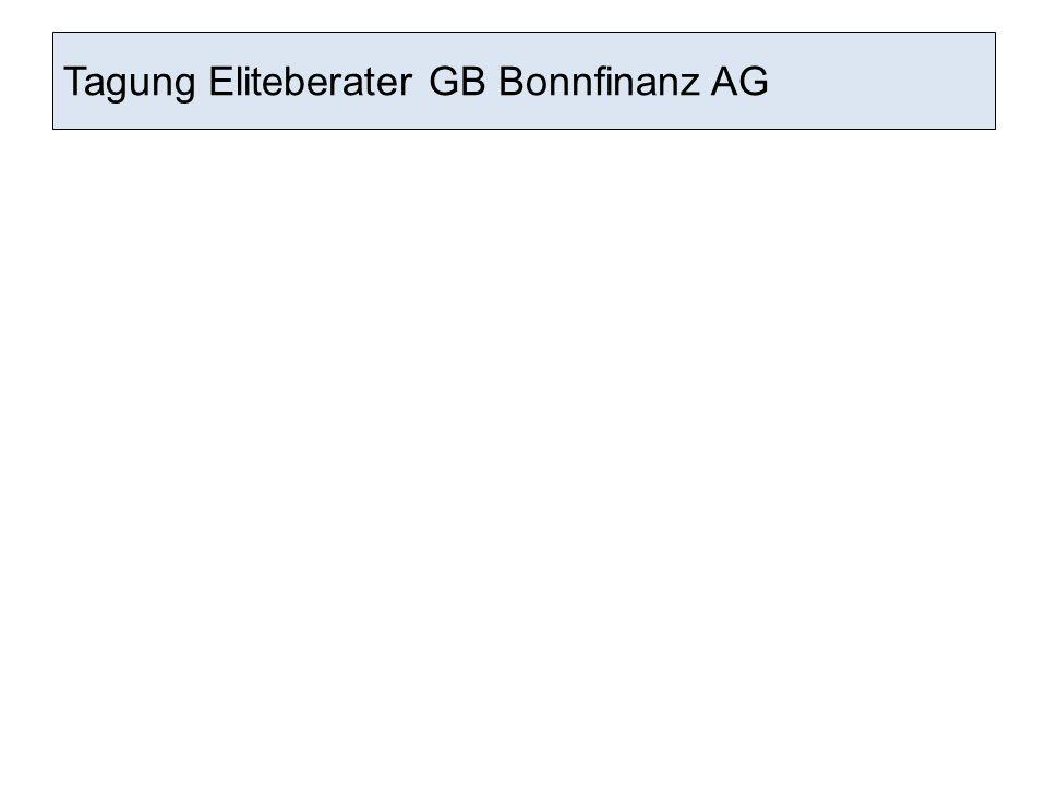 Tagung Eliteberater Bonnfinanz AG Tod des Gesellschafters einer OHG oder KG Bei der OHG und der KG führt der Tod eines persönlich haftenden Gesellschafters (Komplementär) zu seinem Ausscheiden aus der Gesellschaft (§ 131 Abs.