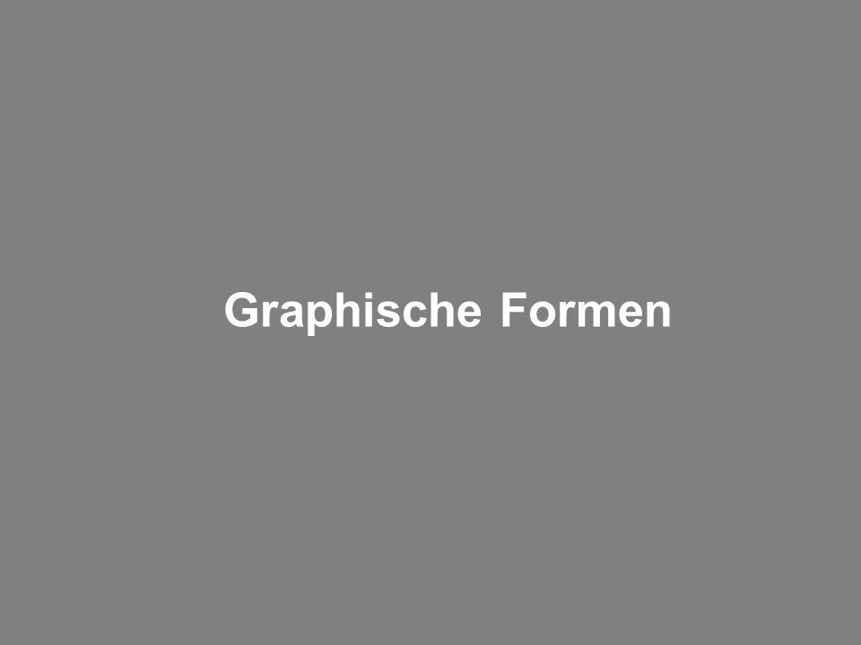 Graphische Formen