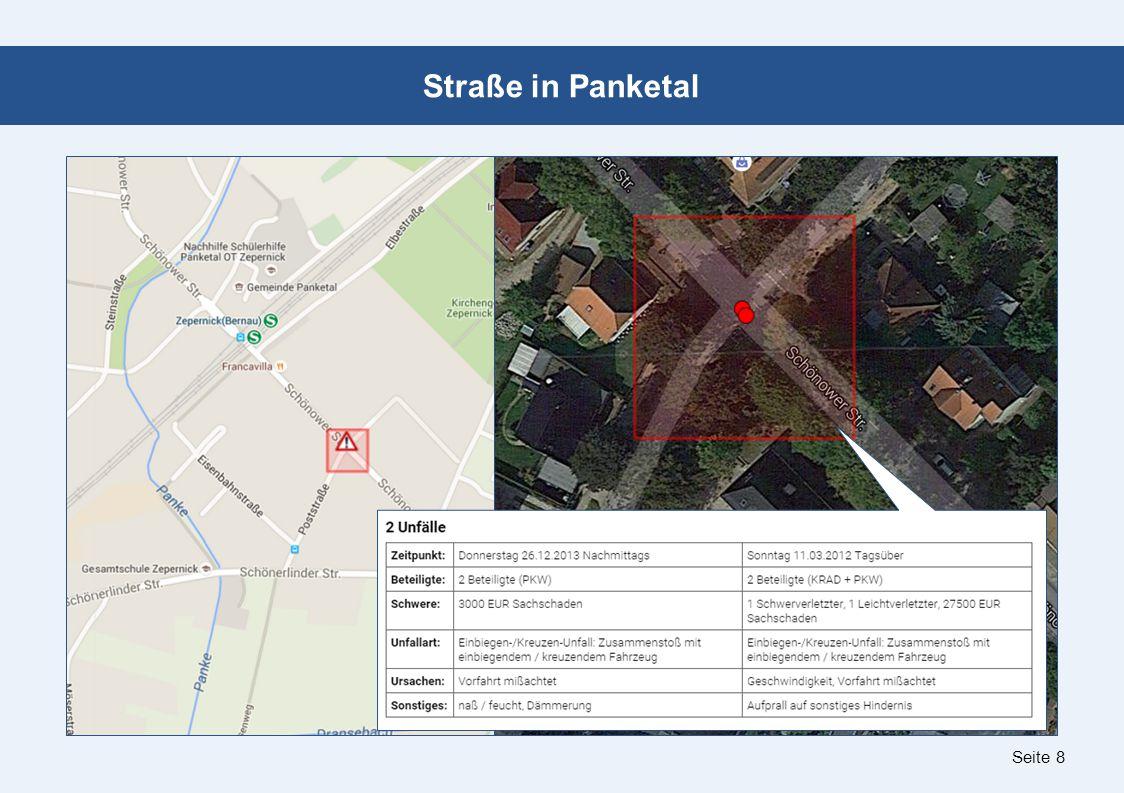 Seite 8 Straße in Panketal
