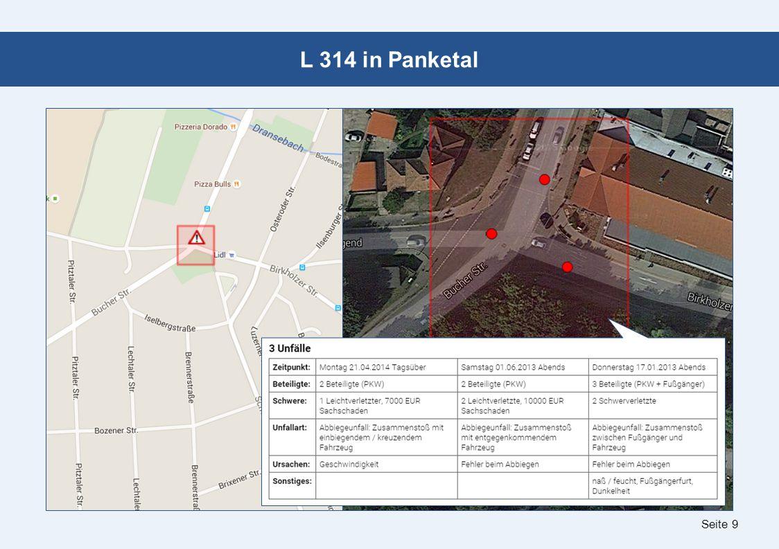 Seite 9 L 314 in Panketal