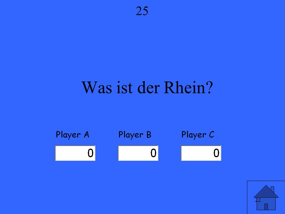 22 Was ist der Rhein? 25
