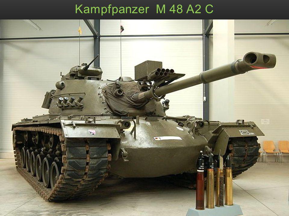 Kampfpanzer – M 4 A1 Shermann