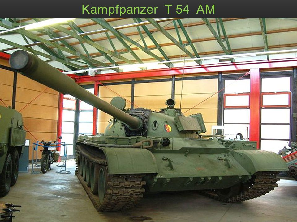 Kampfpanzer M 48 A2 C
