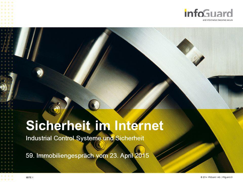 Sicherheit im Internet Industrial Control Systeme und Sicherheit 59.