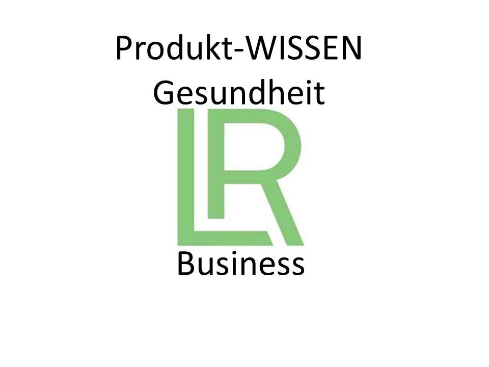 Business Produkt-WISSEN Gesundheit