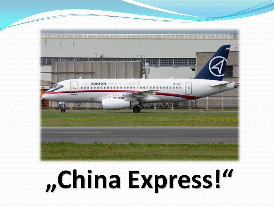 """""""China Express!"""