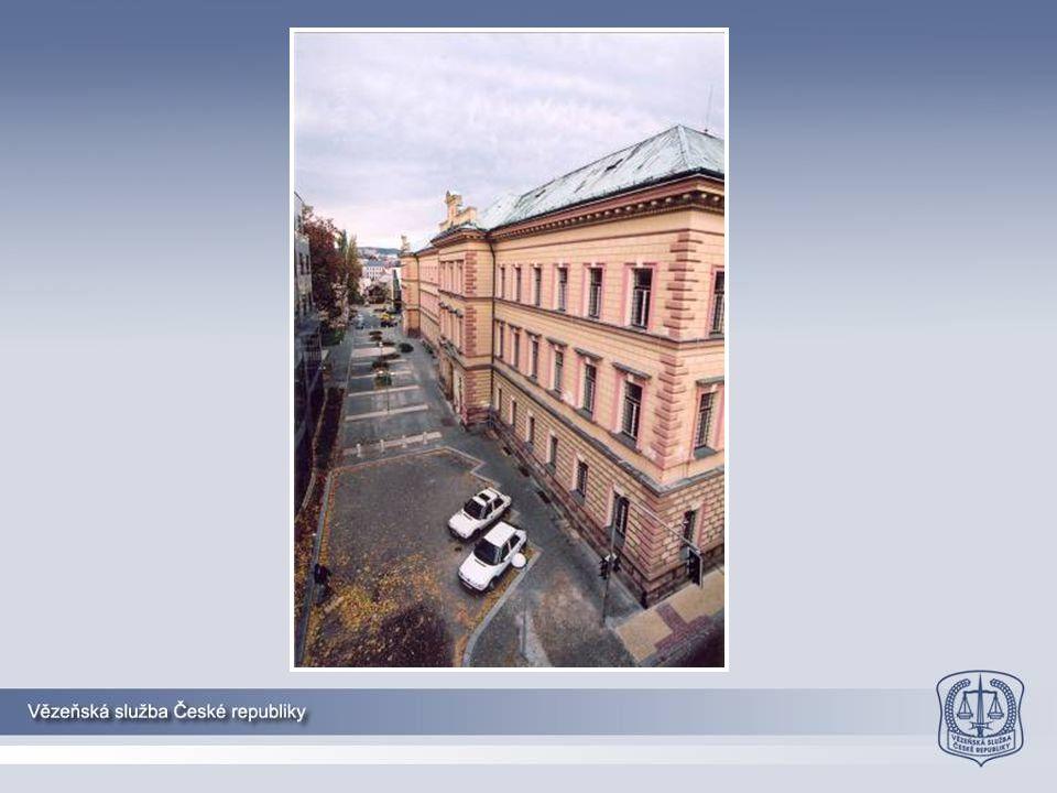 Sicherheitsverwahrungsanstalt in Brno Sicherheitsverwahrung
