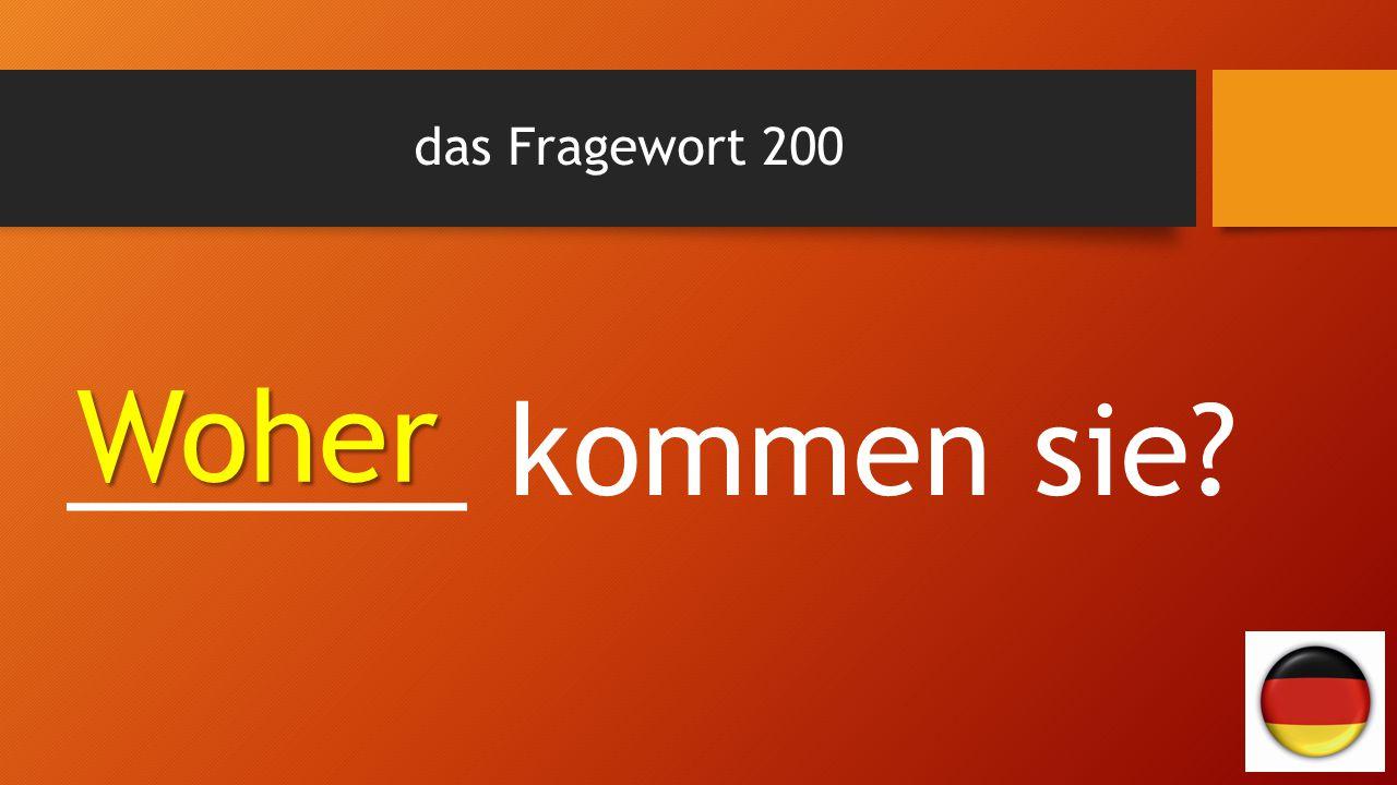 """das Fragewort 300 Wie sagt man, """"Where does Frankfurt lay? auf Deutsch? Wo liegt Frankfurt?"""