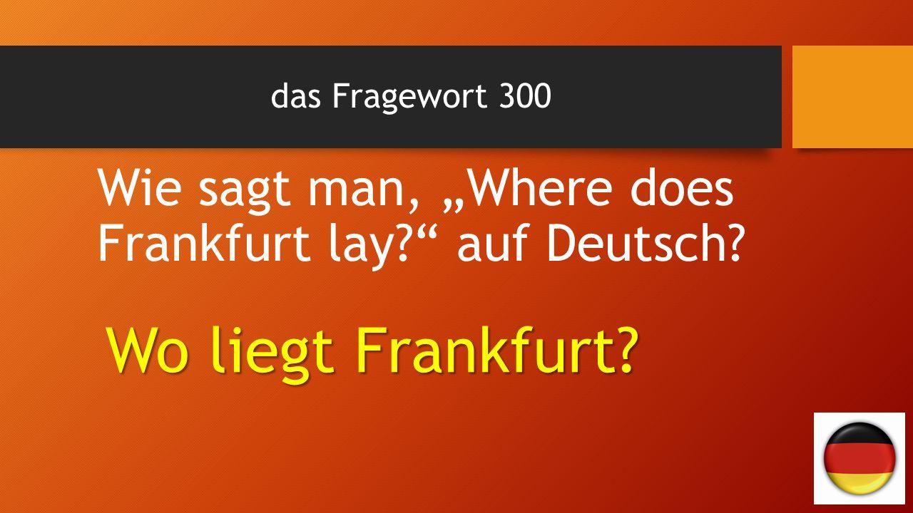 """das Fragewort 400 Wie sagt man, """"who likes to play the guitar auf Deutsch."""