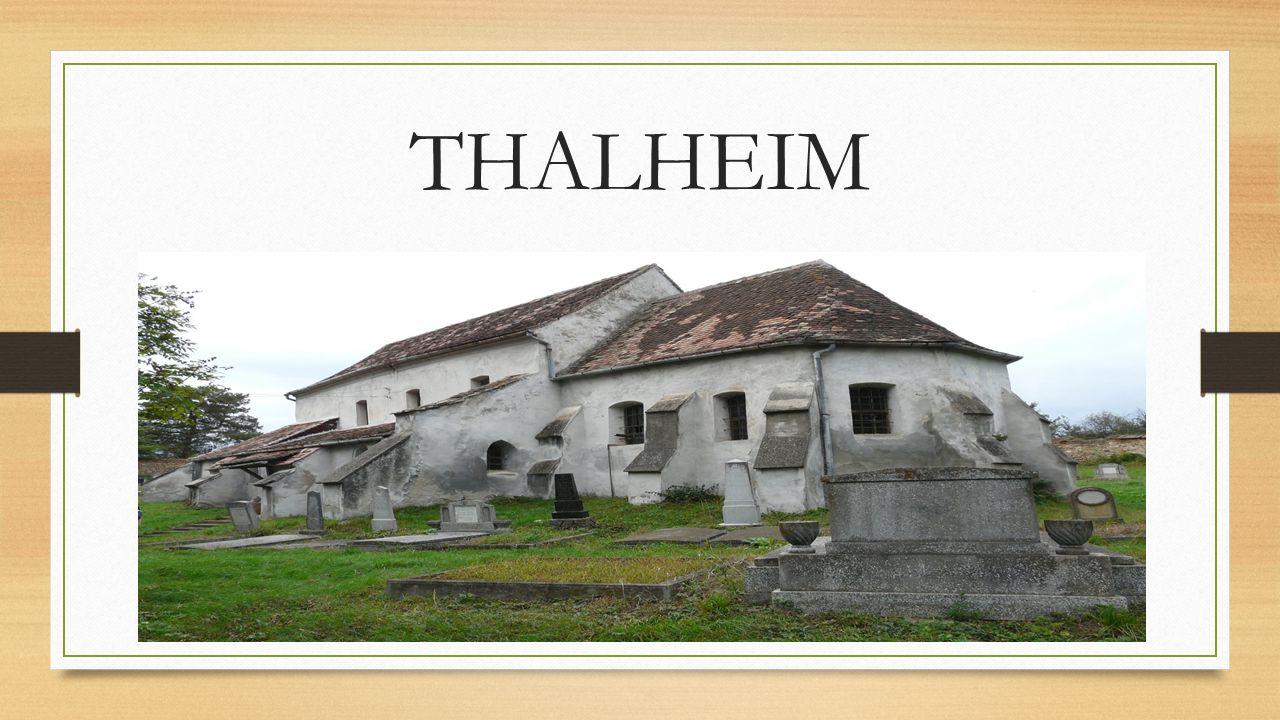 Wie sind die Sachsen nach Thalheim gekommen.1224 hat der ungarische König Geysa II.