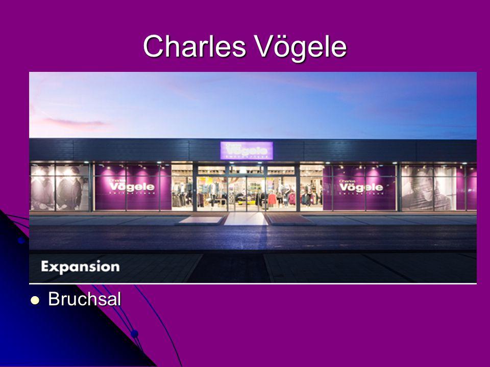 Charles Vögele Bruchsal Bruchsal
