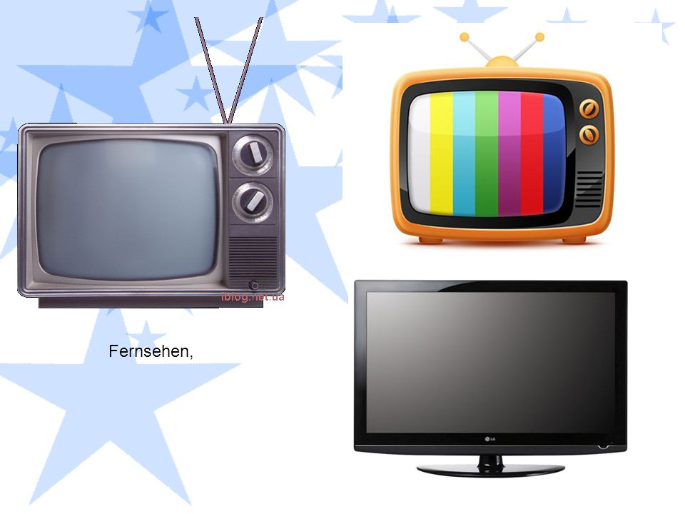 Fernsehen,
