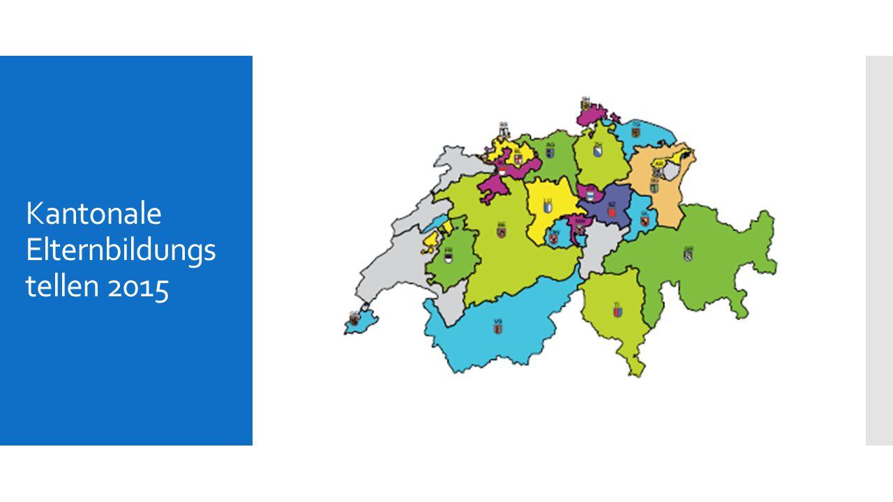 Kantonale Elternbildungs tellen 2015