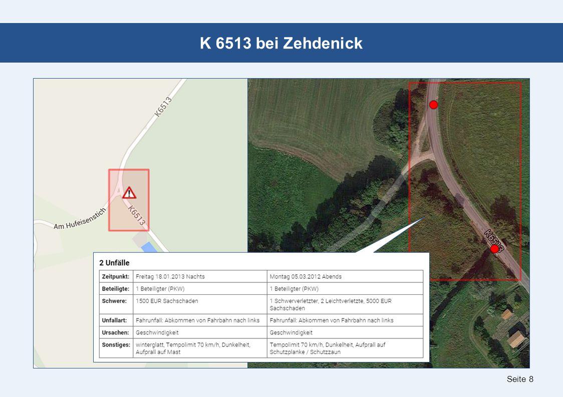 Seite 8 K 6513 bei Zehdenick