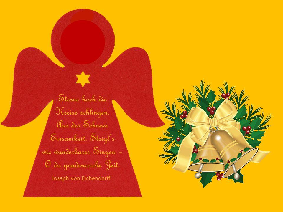 Schenke mit Geist ohne List. Sei eingedenk, dass dein Geschenk du selber bist. Joachim Ringelnatz 9