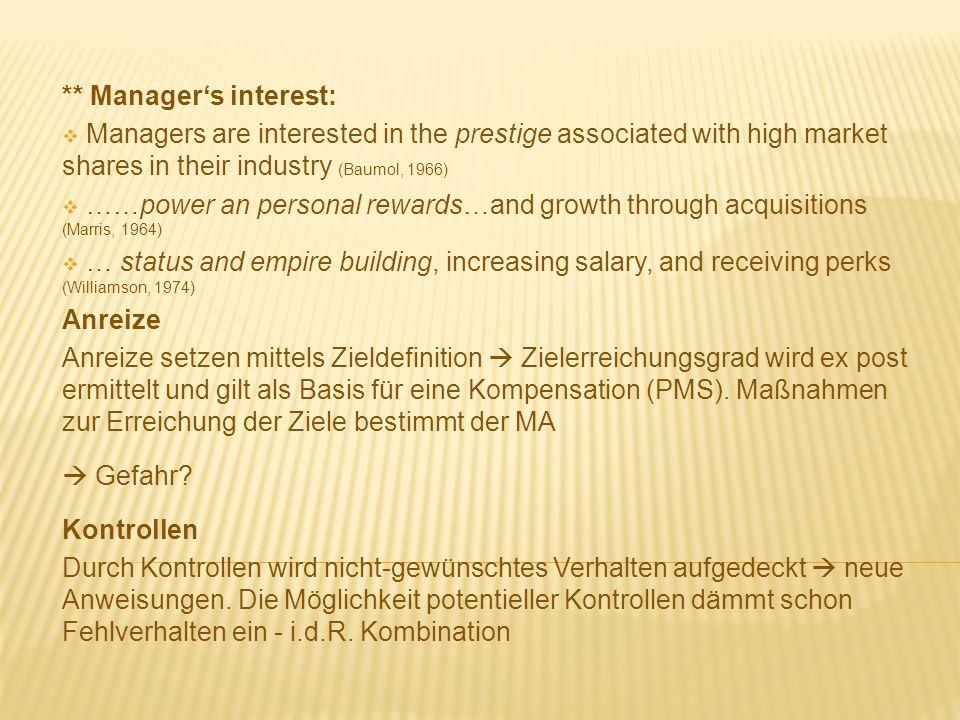 Top Management Beschaffung ProduktionMarketingFinanzierung Beschaffungs- einheiten AnlagenZweigstellen Rechnungswesen- abteilung