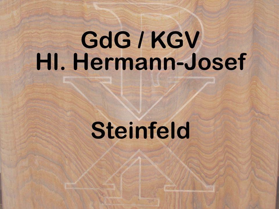 GdG Hl.Hermann-Josef Steinfeld St. Antonius Dottel- Scheven St.