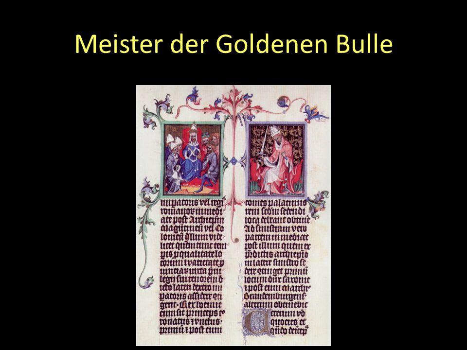 Meister der Goldenen Bulle