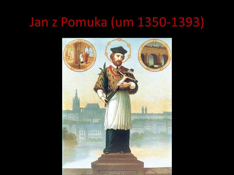 Jan z Pomuka (um 1350-1393)