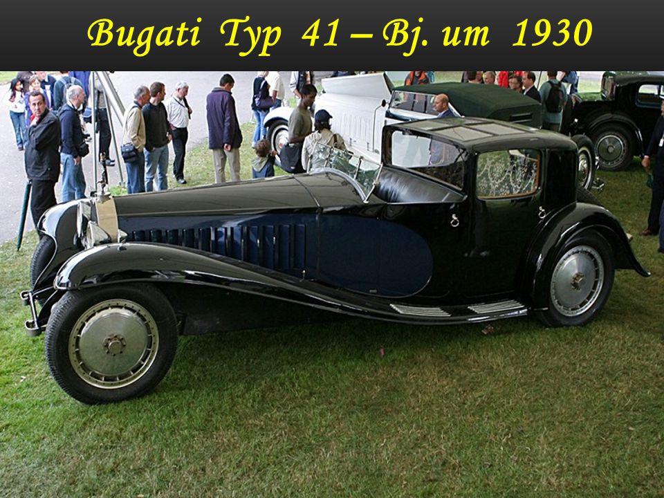 Bugati Typ 41