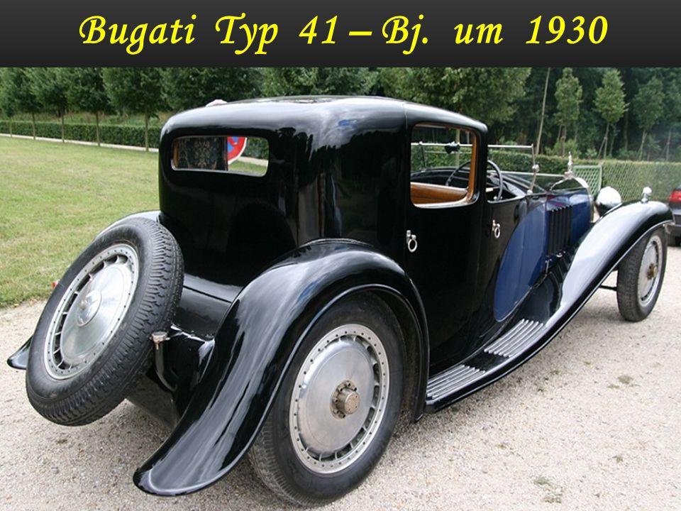 Bugati Typ 41 – Bj. um 1930