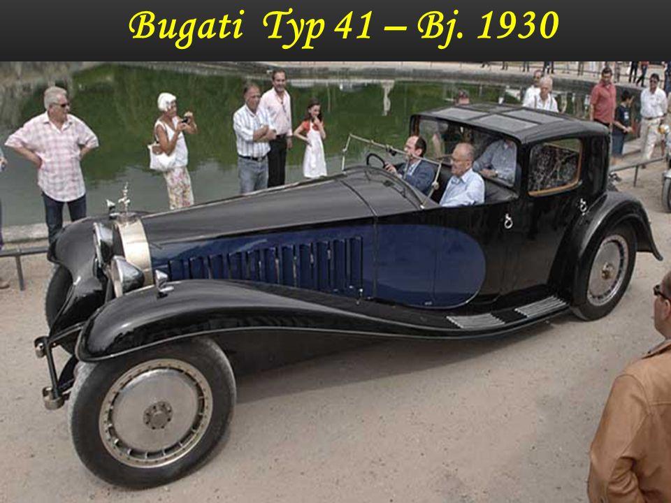 Bugati Typ 41 – Bj. 1929