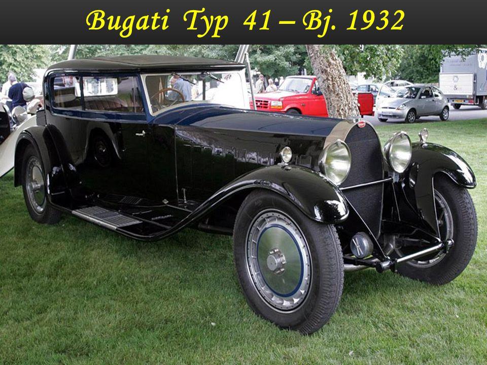 Bugati Typ 41 – Bj. 1931