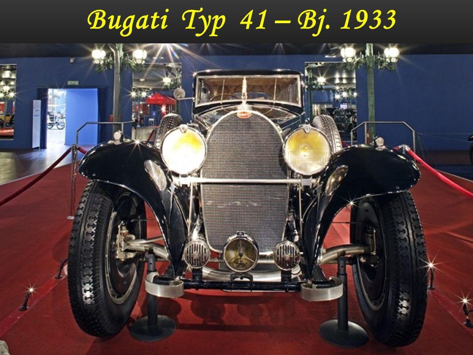 Bugati Typ 41 – Bj. 1932